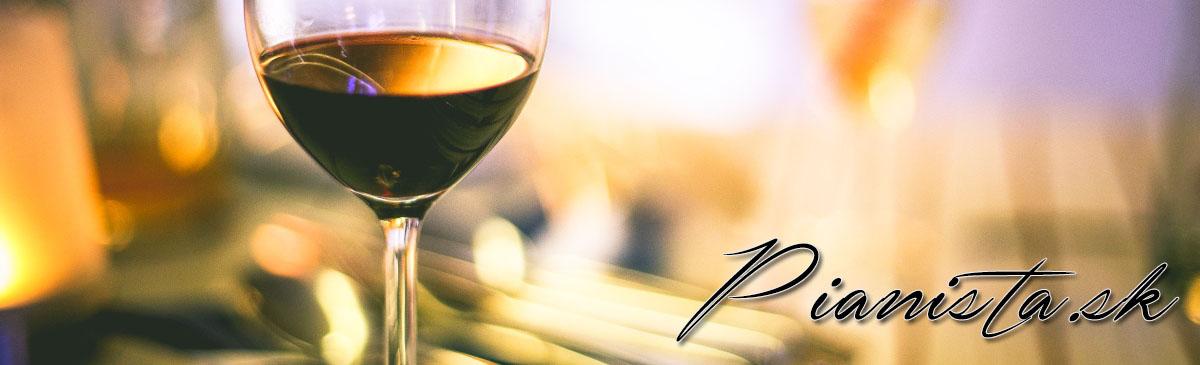 Jedlo, nápoje a klavír: 5 dôvodov, prečo idú dokopy