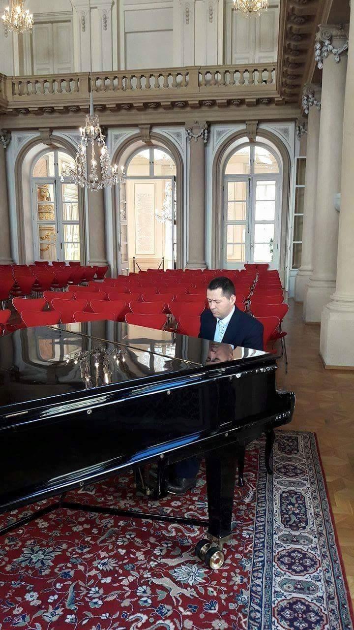 Svadba v Primaciálnom paláci v Bratislave