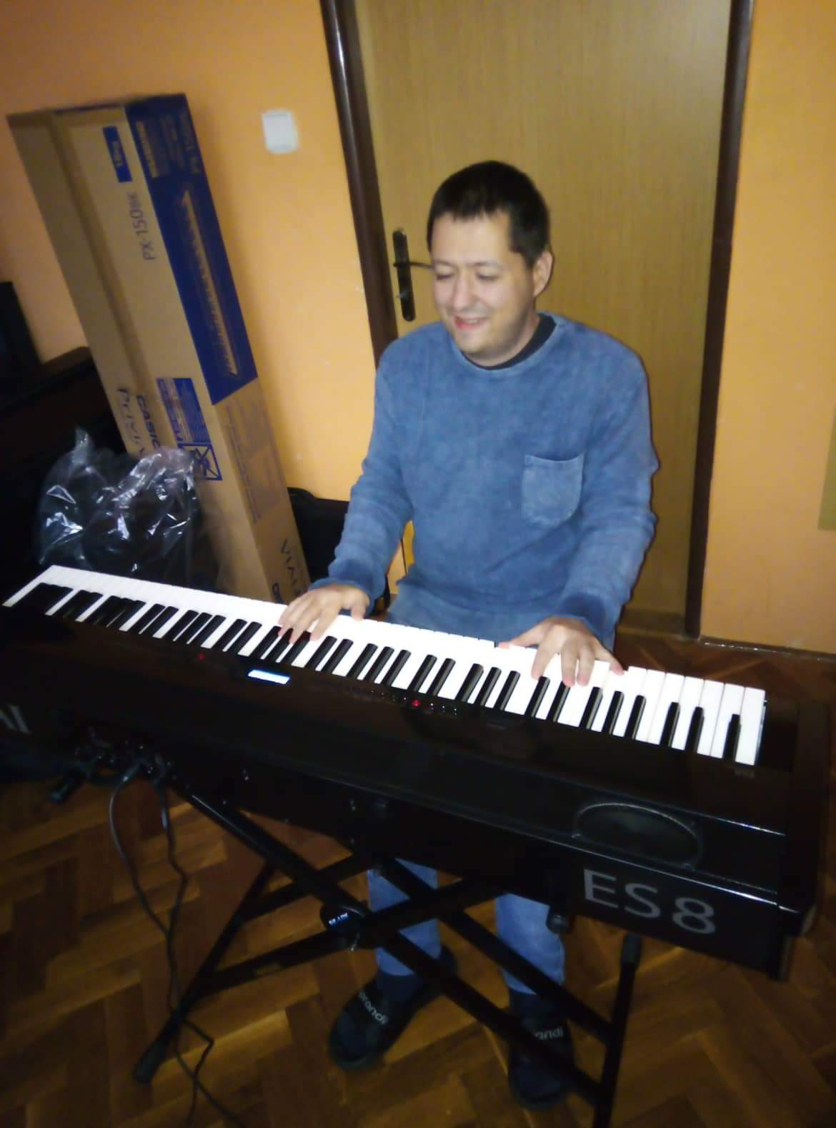 Nový klavír