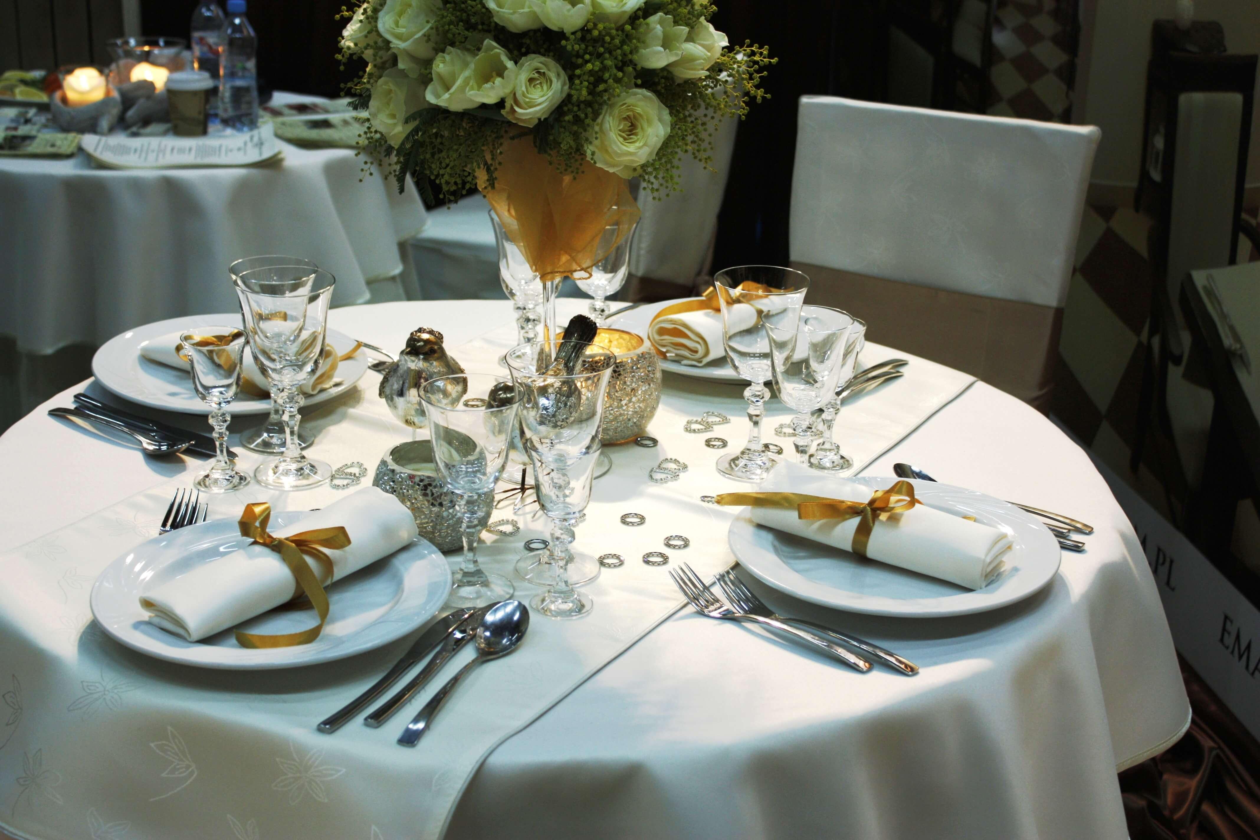 Svadobná hostina v zime sa plánuje ľahšie, ilustračný obrázok