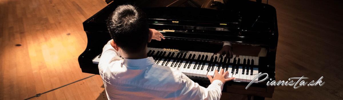 Bielo-čierny koncert pod nitrianskym nebom pre milovníkov klavírnej hudby už 12. augusta!