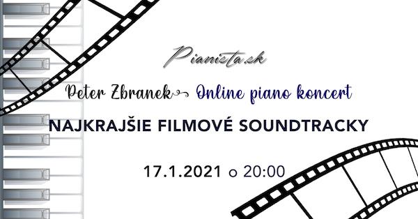 Online piano koncert