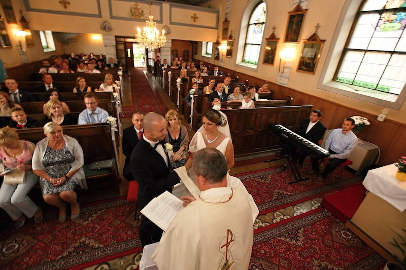 Pianista na svadobnom obrade